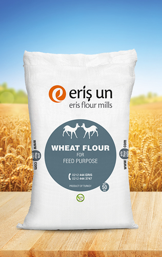 WHEAT FLOUR FOR  FEED